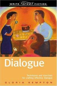 Dialog book image