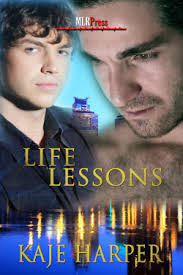 Life lessons book cover