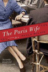 Paris Wife book cover