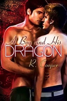 A Boy and his dragon cover image