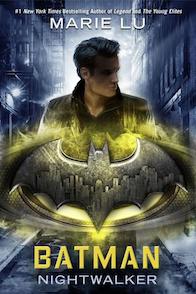 Batman Marie Lu book cover image
