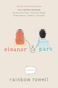 Eleanor and park cover image