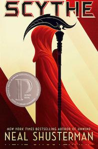 Scythe book cover image
