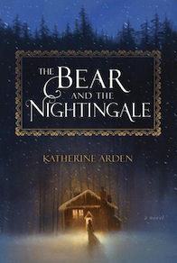 Bear and the nightingale book cover image