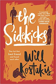 The sidekicks book cover image