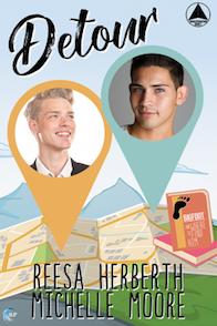 Detour book cover
