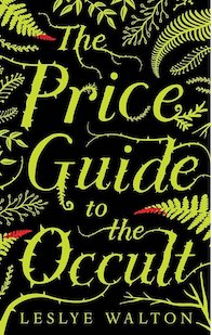 Price guide to the occult book cover