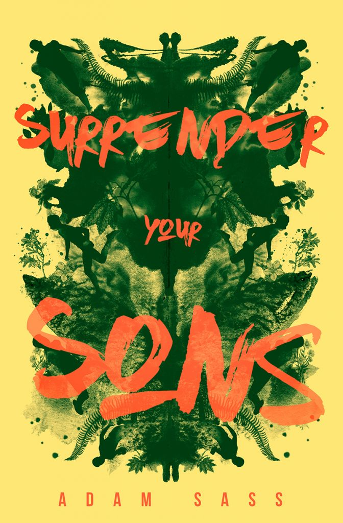 Book cover for Surrender your Sons