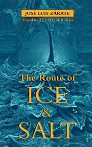 Book cover for Route of Ice and Salt by José Luis Zárate