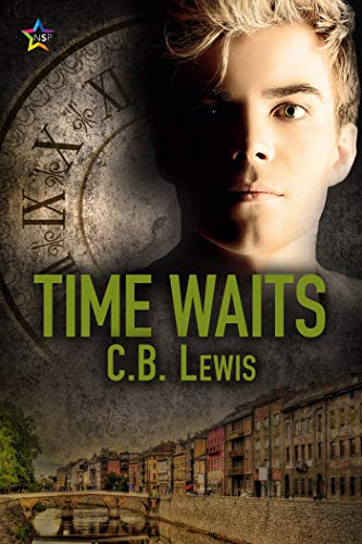 Time Waits book cover image