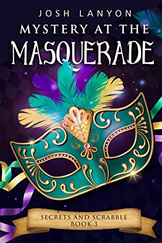 Murder at the Masquerade book cover