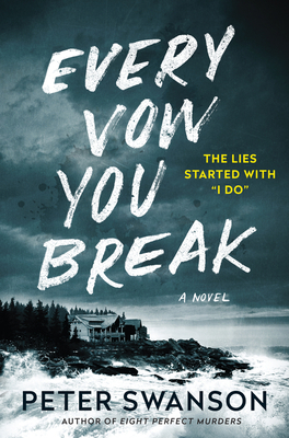Every Vow You Break book cover