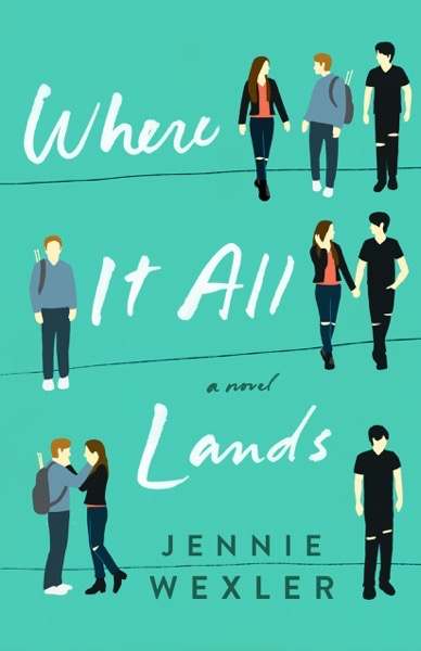 Where It All Lands cover