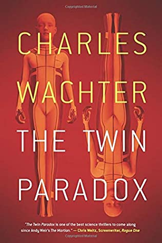 Twin Paradox book cover