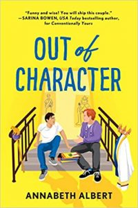 Out of Character Book Ocver
