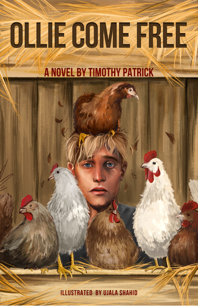 Ollie Come Free Book Cover