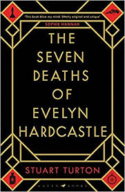 7 deaths of evelyn hardcastle book cover
