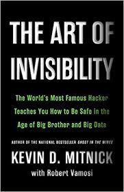 Art of Invisibility book cover