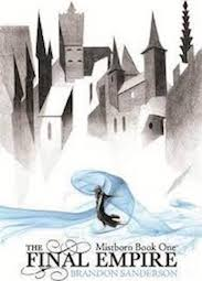 Mistborn Final Empire book cover