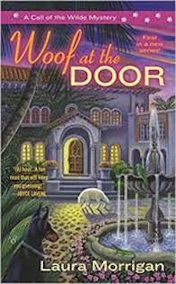 Woof at the Door book cover image