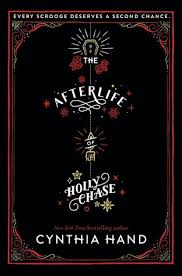 Afterlife of holly chase book cover image