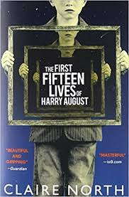 First fifteen lives of harry august book cover