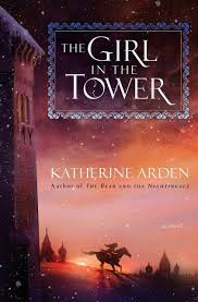 Girl in the tower book cover