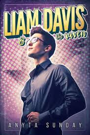 Liam davis and the raven book cover