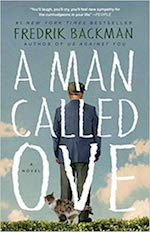 Man called ove book cover