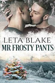 Mr frosty pants book cover