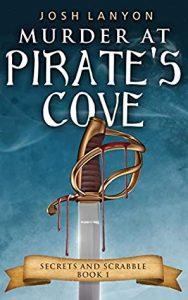 Murder at Pirates Cove book Cover