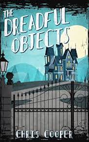 The dreadful objects book cover