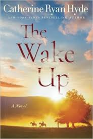 The wake up book cover