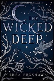 The wicked deep book cover