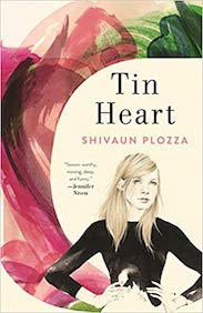 Tin heart book cover