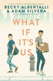 What if its us book cover