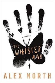 Whisper man book cover