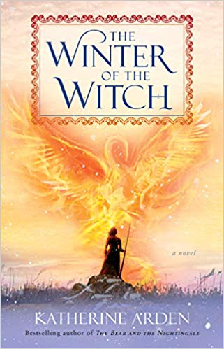 Winter of the witch cover image
